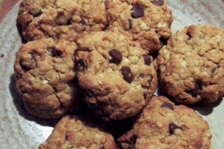 Awesome Oatmeal Chocolate Chip Cookies Chocolate Chip Oatmeal Cookies