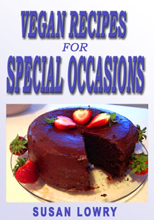 Vegan Recipes for Special Occasions Ebook